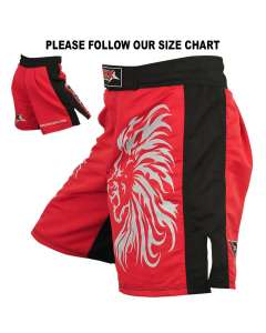 MRX Men's Mma Shorts Grappling Fighting Short 1103