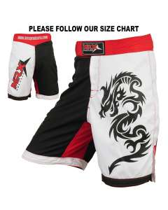 MMA MEN'S FIGHTING SHORTS GRAPPLING FIGHT SHORT 1104