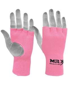 MRX Inner Gloves Muay Thai Support Wraps Pink