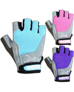 MRX Women's Weight Lifting Gloves Workout Exercise Gym Training Glove