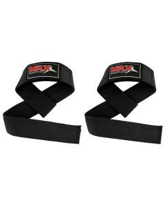MRX WEIGHT LIFTING BAR STRAPS BODYBUILDING CROSSFIT GYM WORKOUT STRAP