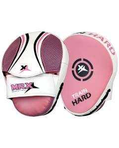 MRX Focus Pads Boxing Pad Mitts Pink