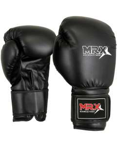 MRX Boxing Gloves In Black