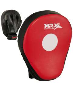 MRX Focus Pads Mitts Red/black