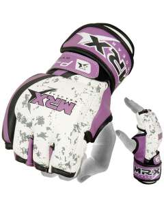 MRX MMA Women's Fight Gloves Grappling Cage Fight L