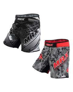 MRX Mma Fight Shorts For Men – Grappling Fighting Shorts