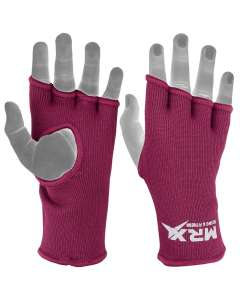 New MRX Inner Gloves Mma Training Burgundy