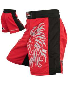 MRX MMA Training Fight Shorts Lion Series SMALL